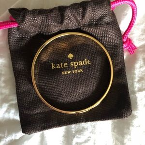 New! Gorgeous Kate Spade Gold Bracelet